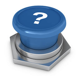 Question mark button_blue